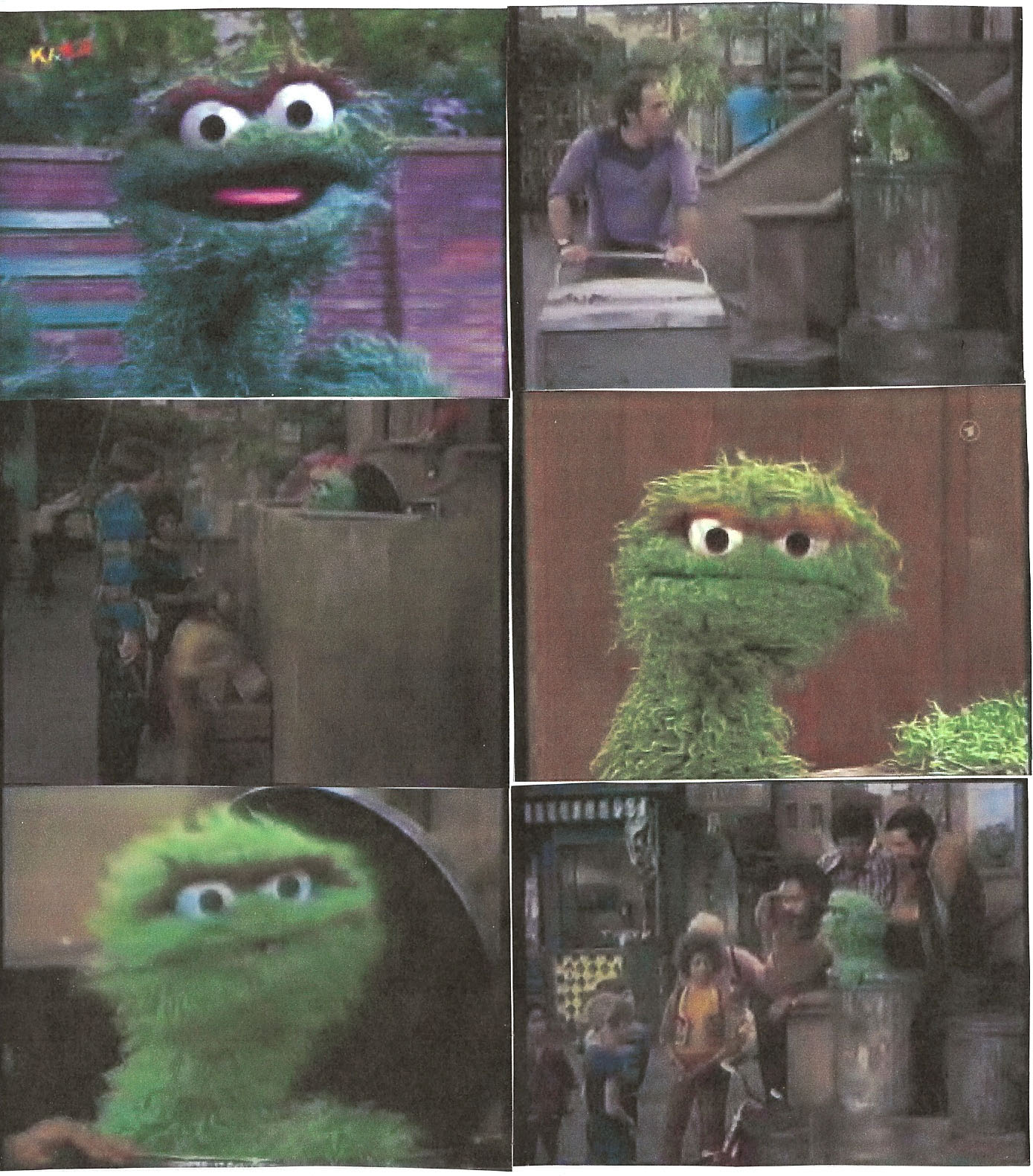 Herry 27s Mother furthermore Oscar From Sesame Street Images Quotes also The Twelve Days of Christmas likewise Sesame Street moreover 2. on herry monster and oscar